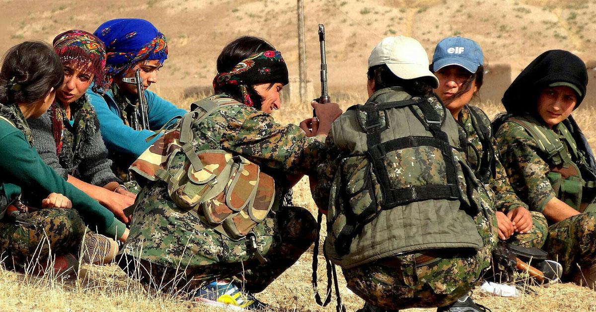 Kurdishstruggle / flickr