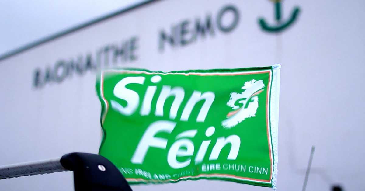 Sinn Féin / Flickr